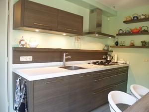 Design keukens gerealiseerd foto 39 s emonts keukens - Fotos van keuken amenagee ...